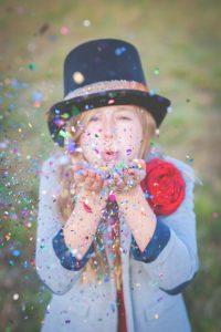Confetti Photos