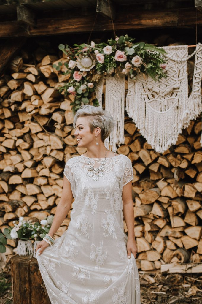 Red Deer Wedding Styled Session
