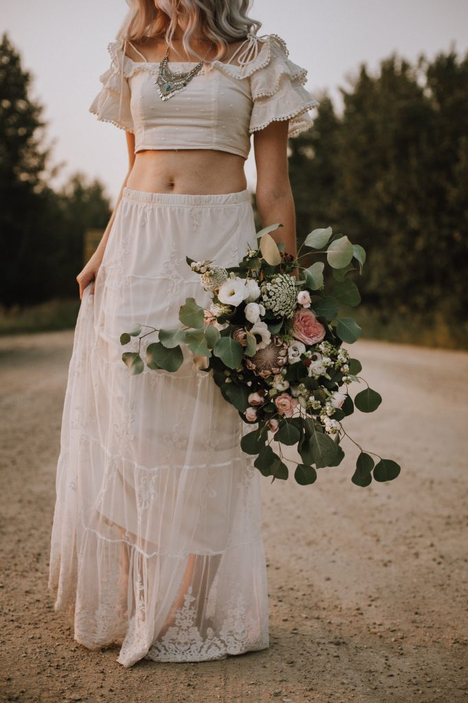 Bridal Styled Session