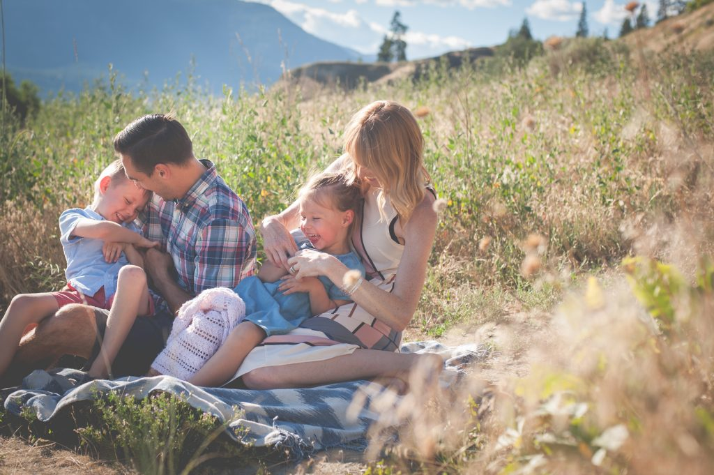 Red Deer Family Photographer
